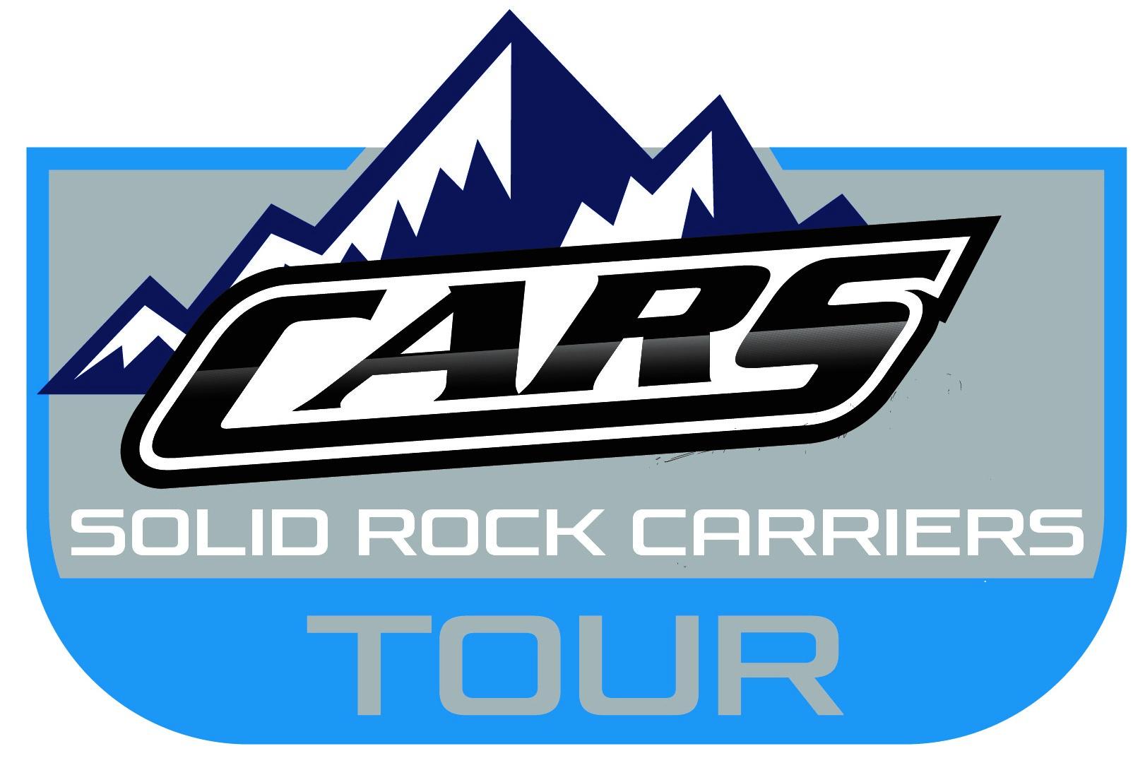 CARS Tour Logo White